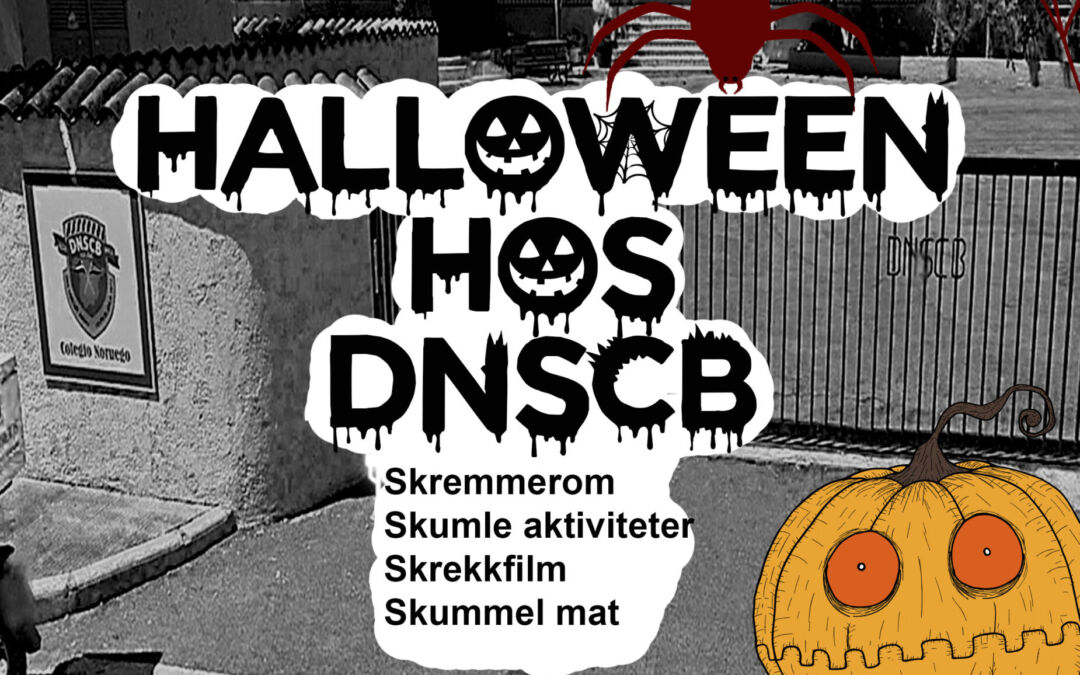 Halloween 2021 hos DNSCB